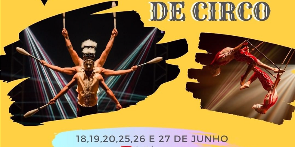 1° Mostra Online de Circo de Londrina