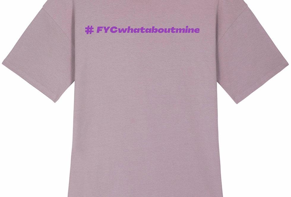 #FYCwhataboutmine- T-shirt Dress