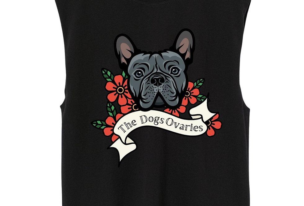 The Dogs Ovaries Sleeveless Tee