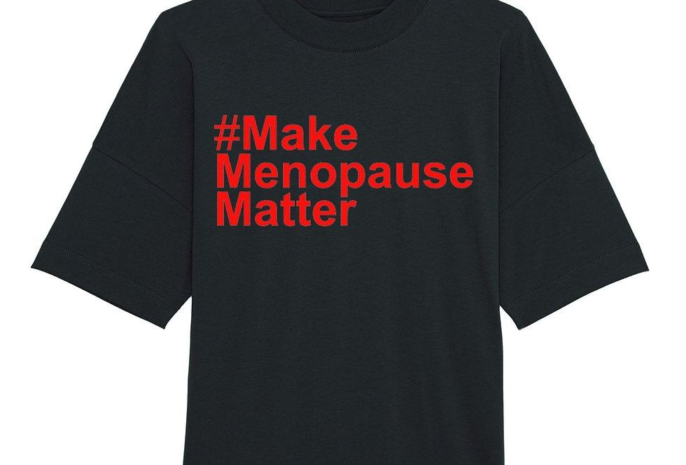 Plus Sizes Make Menopause Matter