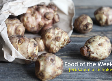 Jerusalem Artichoke Mash with Chargrilled Broccoli, Hazelnuts & Crispy Garlic Breadcrumbs