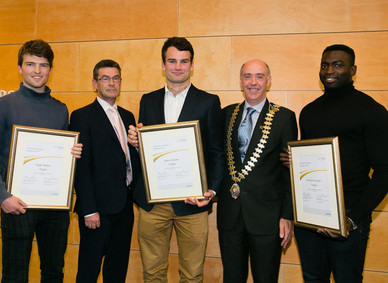 Innovative Student Engineer of the Year Finalists