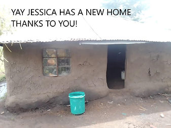 YAY COMPLETED Jessica's House
