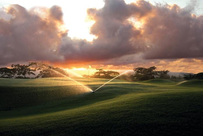 Dusk Over Golf Course (2).jpg