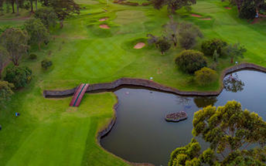 View of Karen Country Club Course