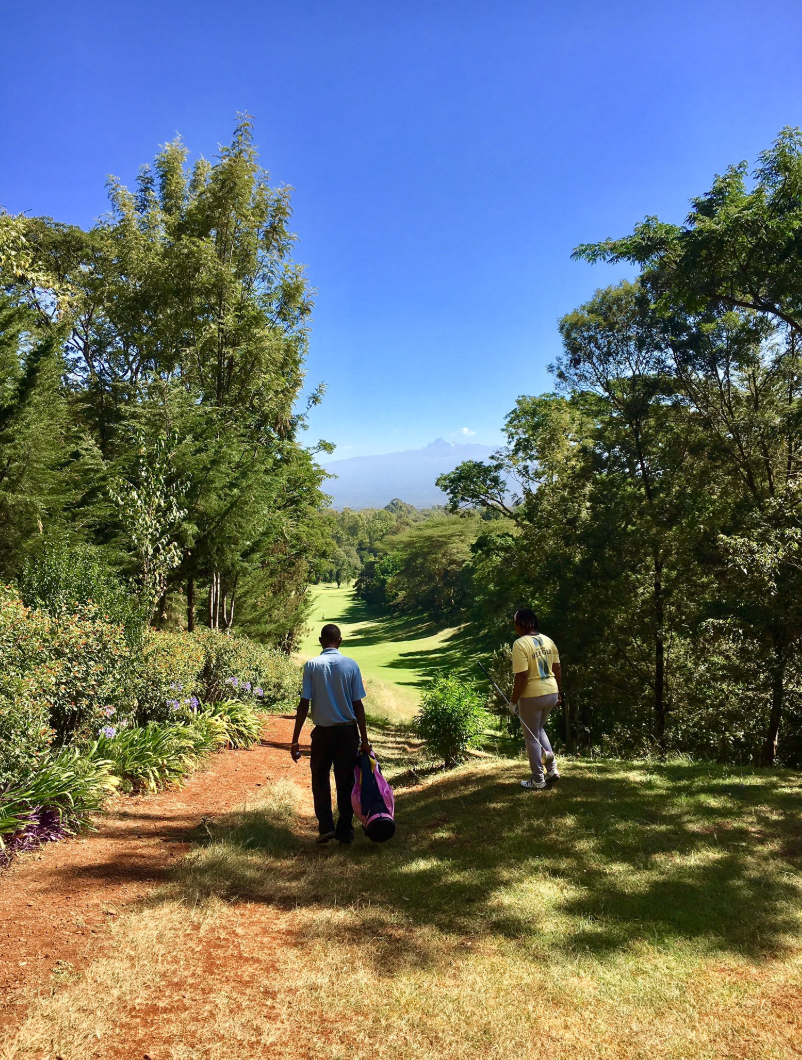 Nyeri Course with Mt kenya background.pn