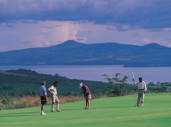 Great Rift Valley Lodge Golf Course