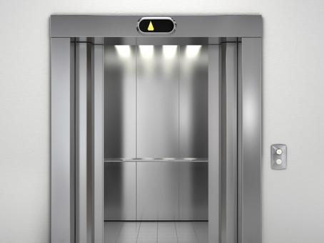 Лифт на свой этаж