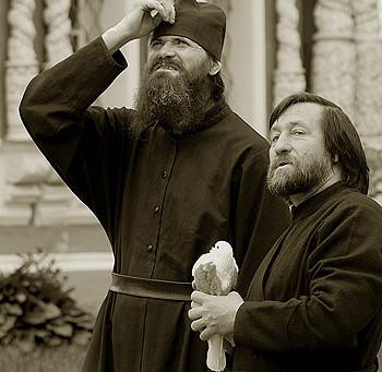 Жадный монах