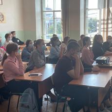 Студентам разъяснили принципы формирования законодательных органов власти