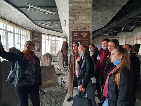 Экскурсия по Минусинскому краеведческому музею состоялась для первокурсников техникума