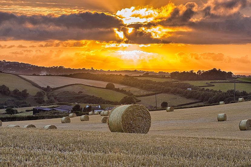 North Devon Sunset