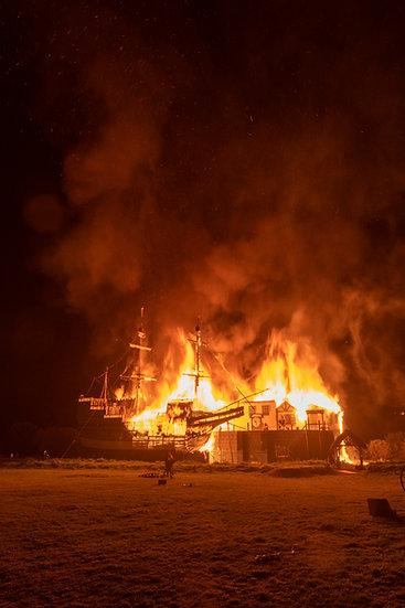 The Mayflowers Demise