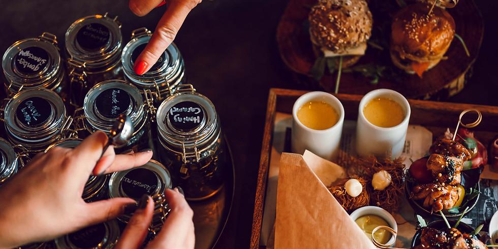 High tea (babyshower)