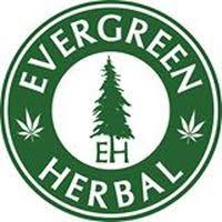 evergreen herbal logo