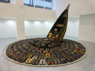Romuald Hazoumѐ: All in the Same Boat