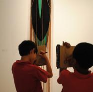 School Workshop: LR Vandy Exhibition