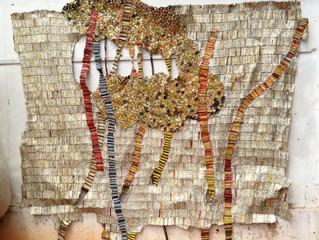 Adventure to Africa: El Anatsui