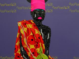 Eddy Kamuanga Ilunga - Portraiture
