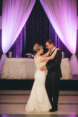 First Dance- Backdrop