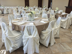 Overlays and Chair Covers