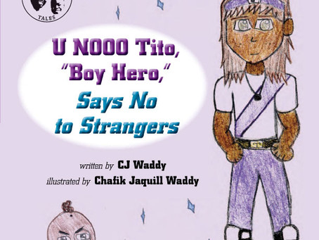 Save A Child Do It Now CJ Waddy Shows You How