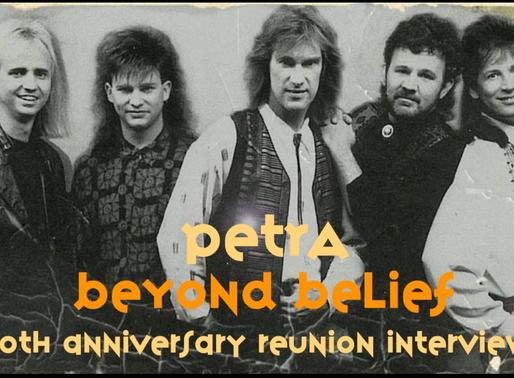 PETRA Beyond Belief Reunion interview