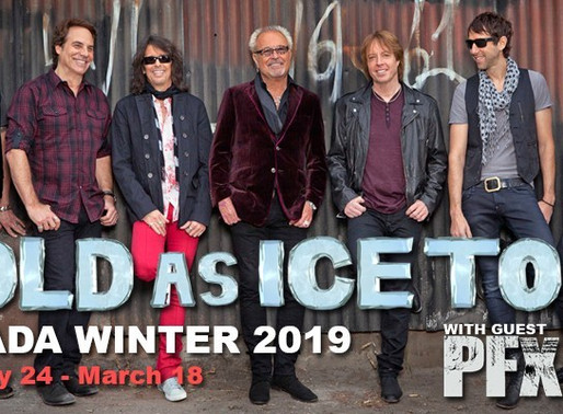 Foreigner bassist Jeff Pilson heats up Cold As Ice tour