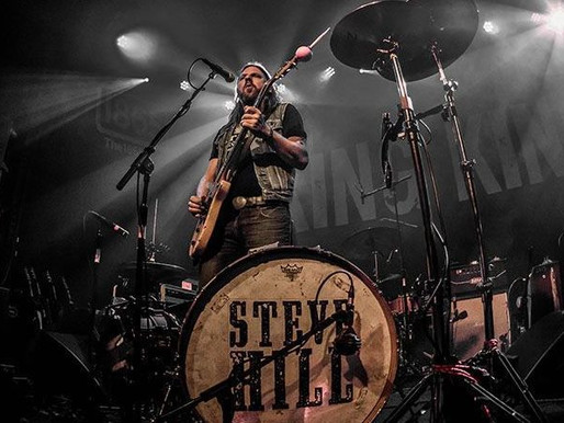 One-man blues rock band Steve Hill's triumphant Montreal homecoming