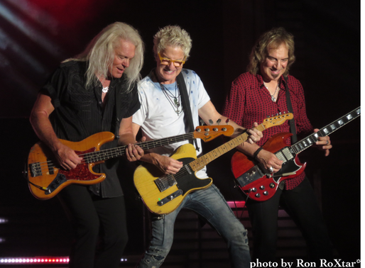 REO Speedwagon down home rock n roll in Malone NY