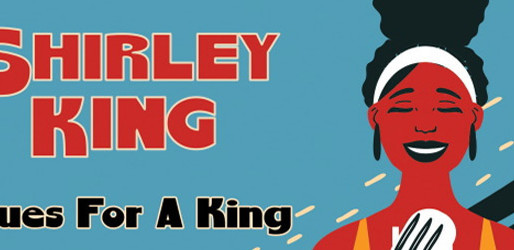 Shirley King is the                           New Queen of the Blues