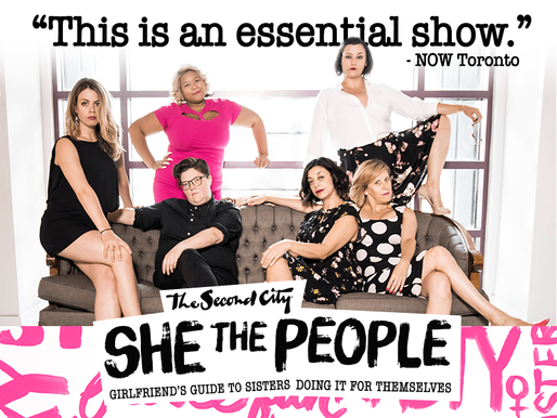 She the People bring Girl Power to Just For Laughs Festival