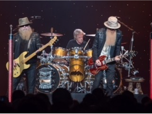 ZZ Top deliver rock, blues and  beards to Place Bell