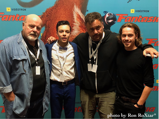 Actor Michael Ironside talks about Knuckleball at Fantasia Film Festival
