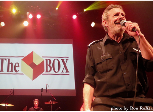 Jean-Marc of The Box talks new songs and his best Spinal Tap moments