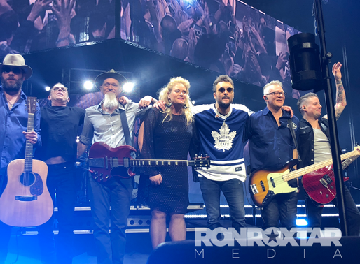 Eric Church Doubles             Down In Toronto