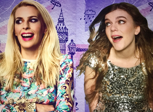 Brit(ish) Girl Power at Just For Laughs