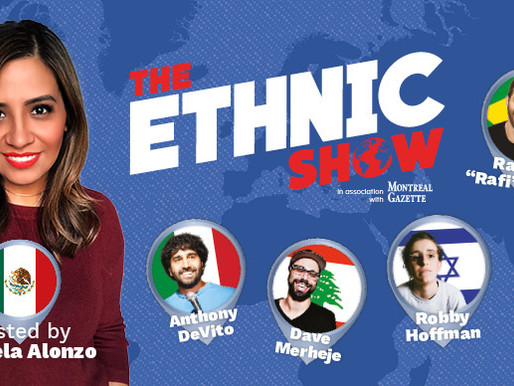 The Ethnic Show at Montreal Just For Laughs 2019