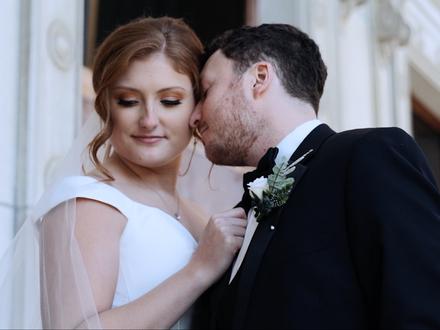 The Intimate Church Wedding