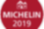 Guide Michelin 2019