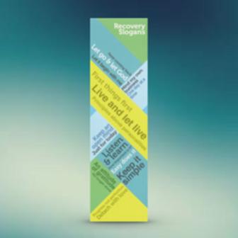 Slogans Bookmark