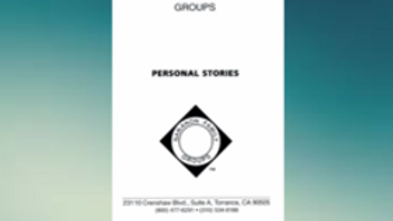Personal Stories