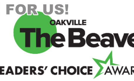 Readers' Choice Awards - Vote for Us!