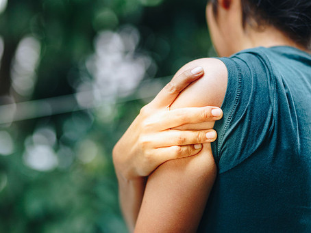 Suffering From Shoulder Pain / Rotator Cuff Tendinitis?