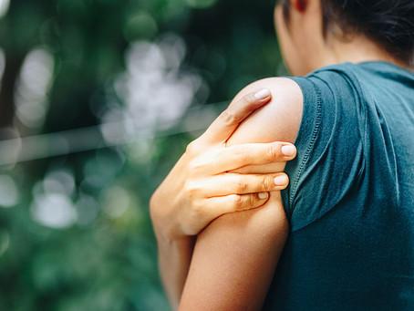 Suffering From Shoulder Pain / Rotator Cuff Tendinitis?