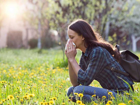 Do you suffer from allergies? Acupuncture can help!