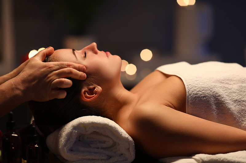 indian head massage indie ayurveda
