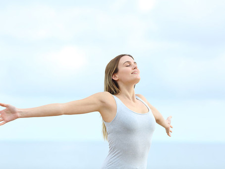 Stressed? Try Diaphragmatic Breathing
