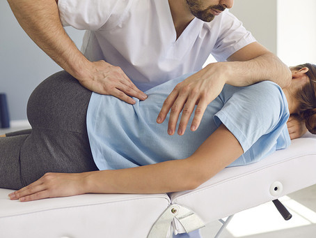 Chiropractic Spinal Adjustment: What is that popping/cracking sound?