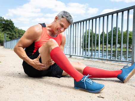 Prevention & Treatment of Muscle Spasms